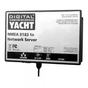 NMEA to Ethernet converter