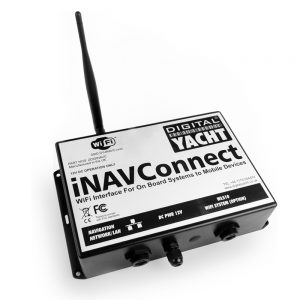 iNavConnect is a marine router