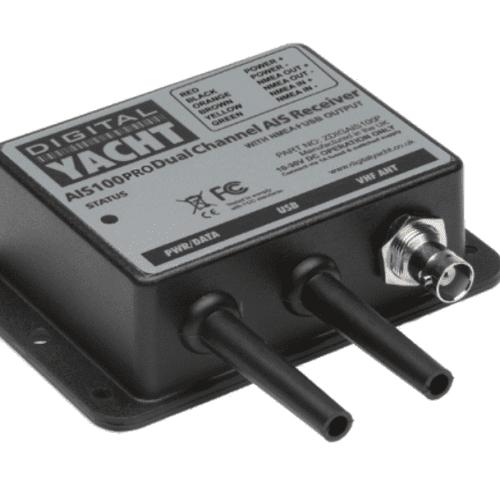 AIS100 Pro is a receiver with NMEA & USB output