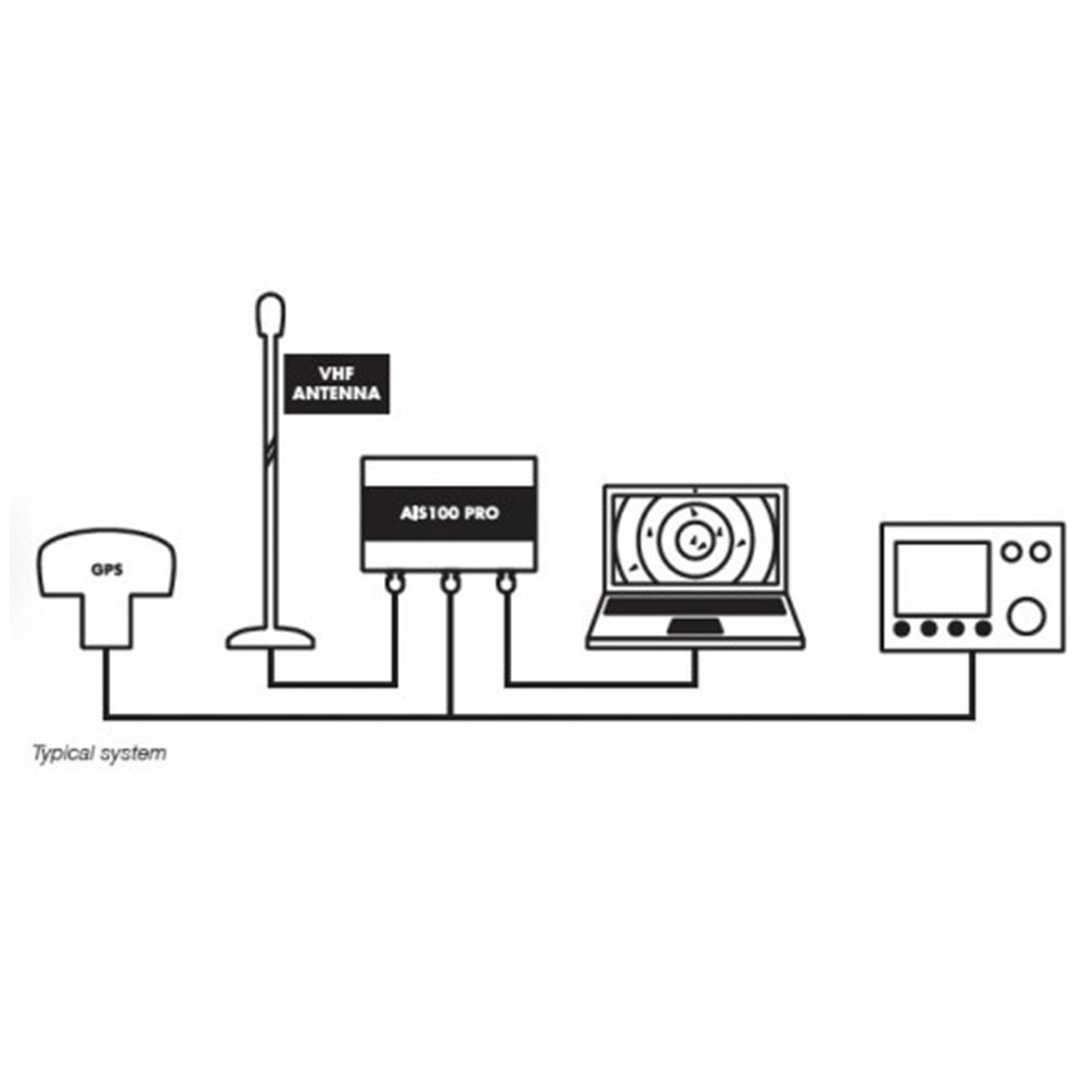 Ais100pro Nmea Usb Ais Receiver Digital Yacht 0183 To Db9 Wiring Diagram