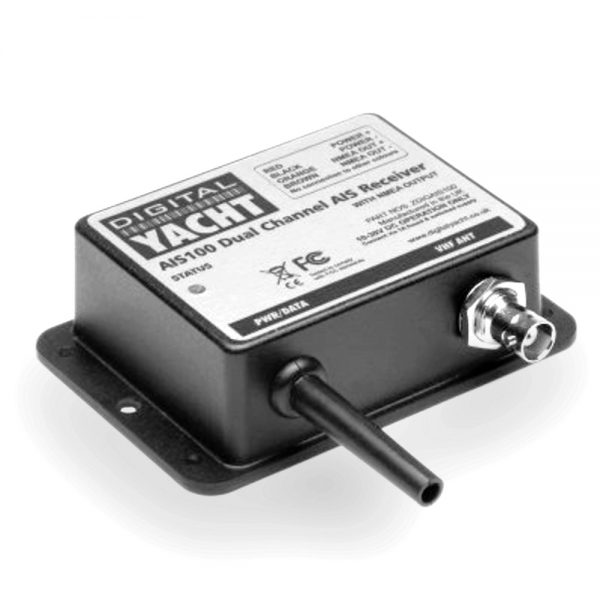 AIS100 is an AIS receiver with NMEA 0183