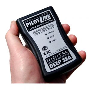 PilotLink is a Wireless Interface for Class A AIS Transponders