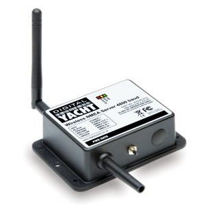 WLN10 is a NMEA 0183 to WiFi server.