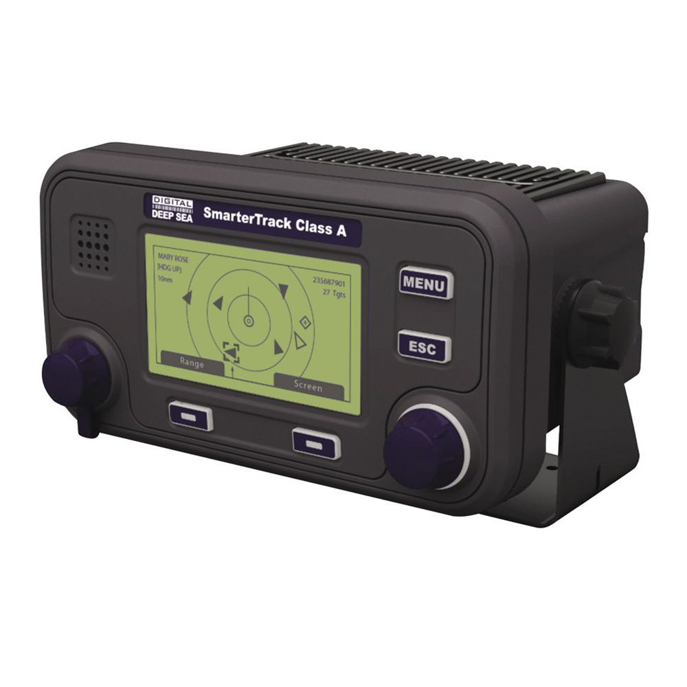 The CLA1000 from Digital Deep Sea is a fully approved, class A AIS transponder