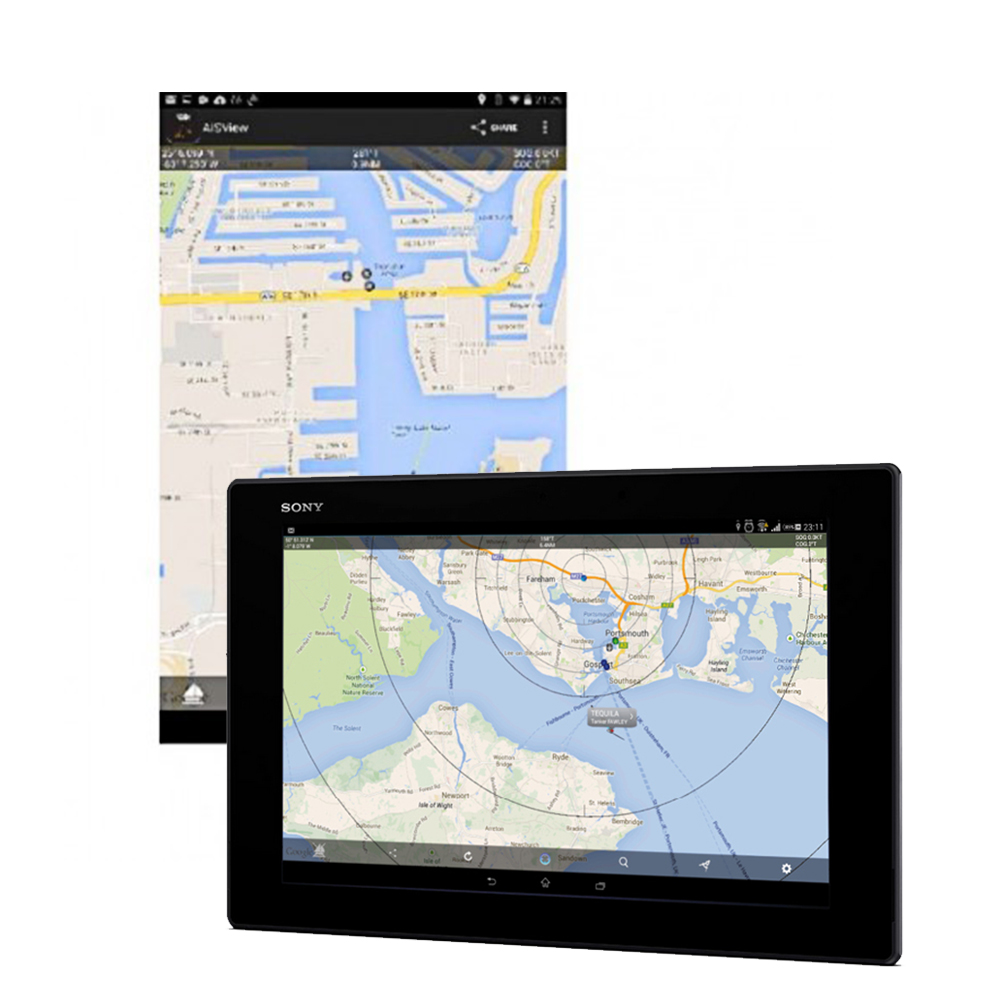 AISView is a AIS app for Android