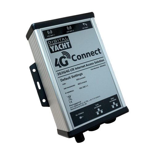 4G Connect Pro is a new 2G/3G/4G internet access solution for use afloat.