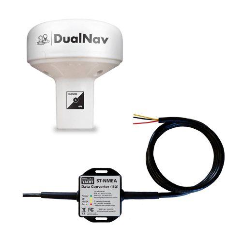 Seatalk NMEA converter + GPS150