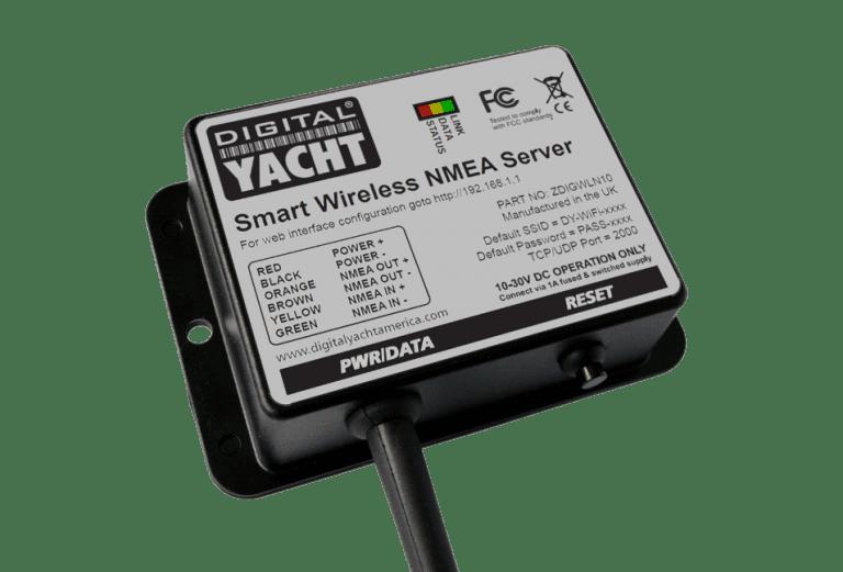 WLN10 Smart is a new smart NMEA to WiFI gateway