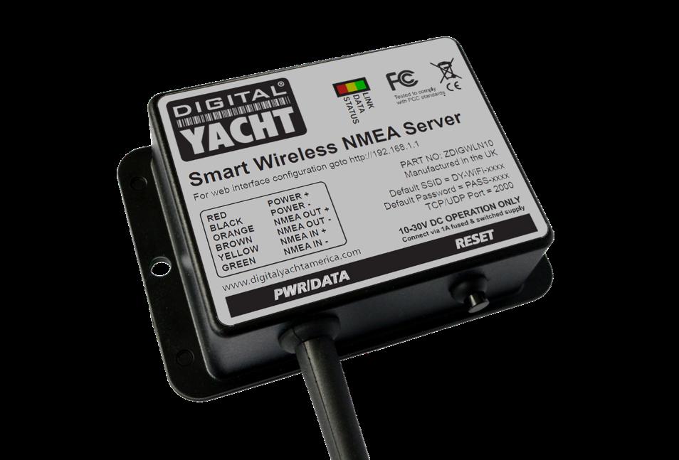 ed34d1adae6 Smart WLN10 - Smart NMEA to WiFi Gateway - Digital Yacht
