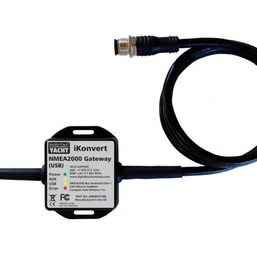 NMEA2000 to USB converter