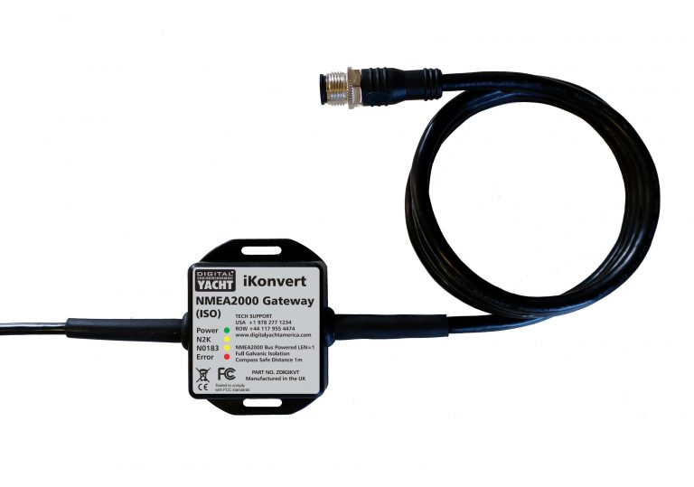 iKonvert is an NMEA2000 to NMEA0183 converter