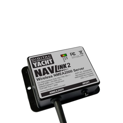 NavLink2 is an NMEA2000 to Wifi server