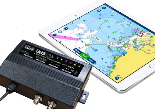 AIS transponder with WiFi