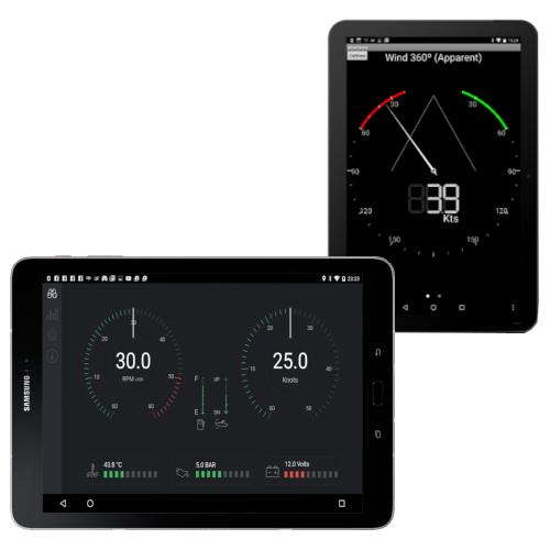 Portable Navigation Android