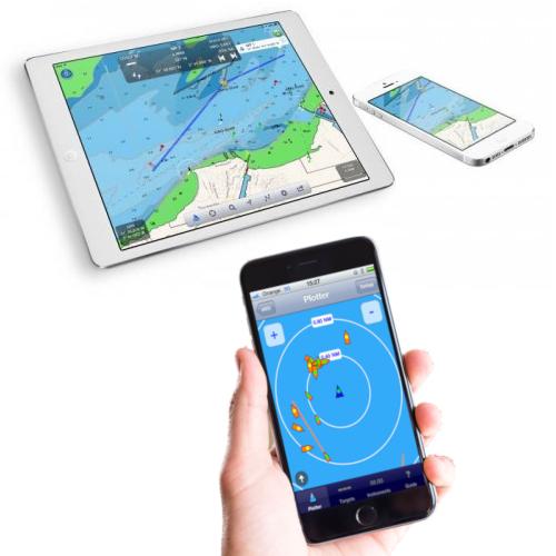 Portable Navigation iOS