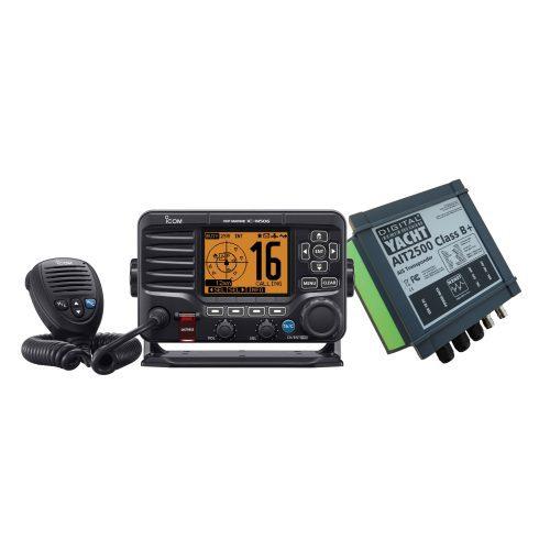 ICOM M506 & AIS Transponder