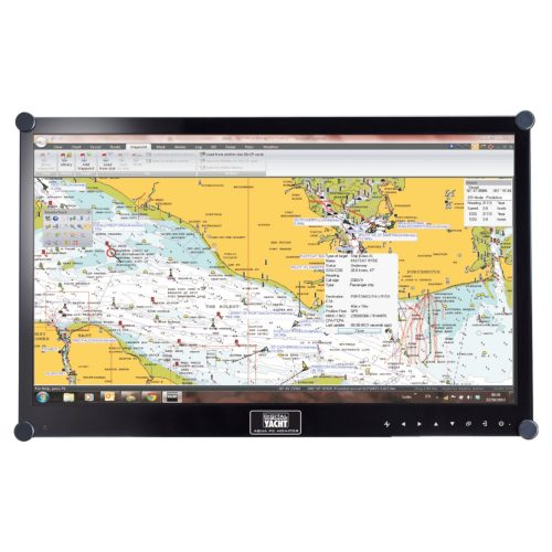 "The S124 is a new 23.5"" HD LCD marine monitor"