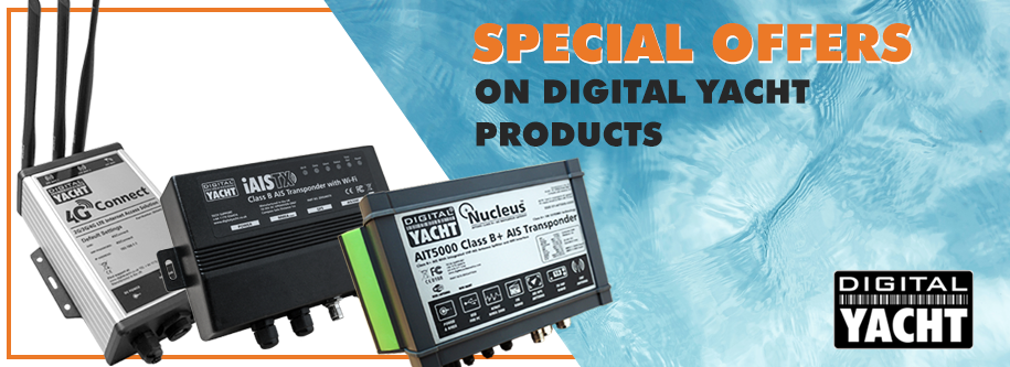 offers on digital yacht products
