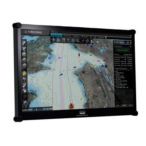 TimeZero Navigator software
