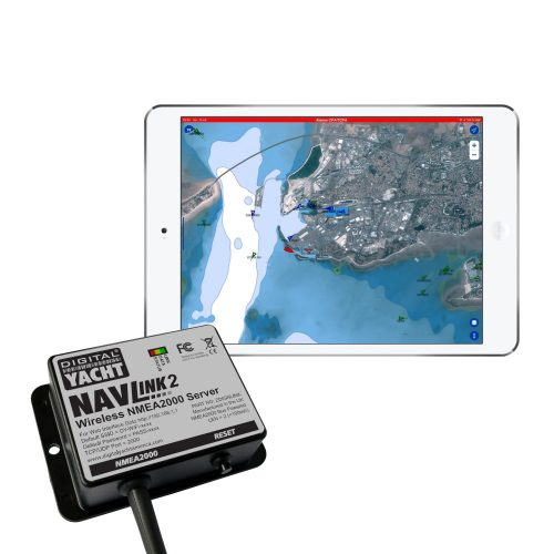 navigation data on tz iboat